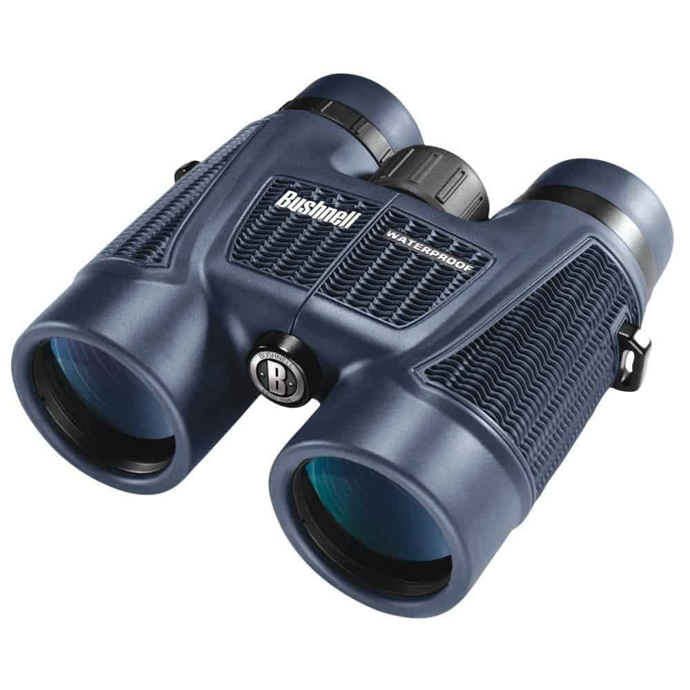 Whale watching binoculars from shore or land
