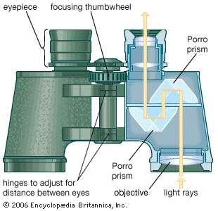 binocular objective lens