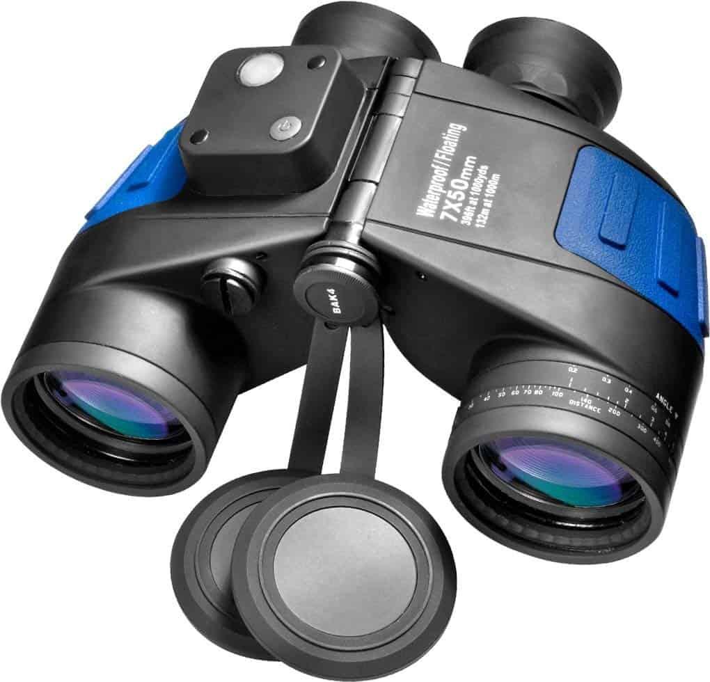 binoculars for shipspotting and marine