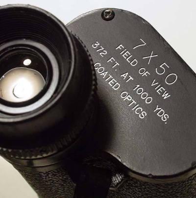 Understanding Binocular Power