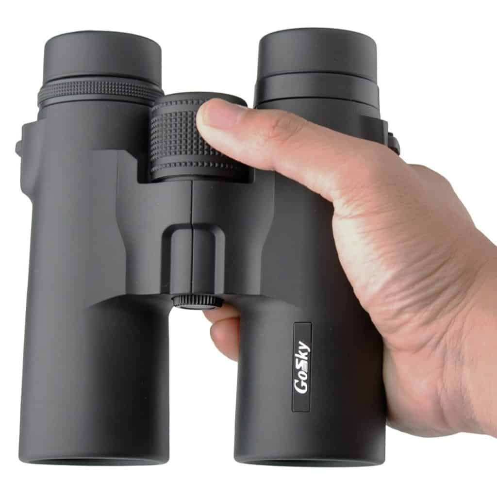 best binoculars for sporting events and concerts