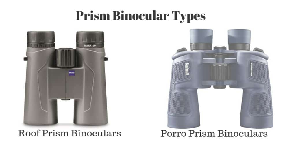 Binocular Types Explained, types of binoculars