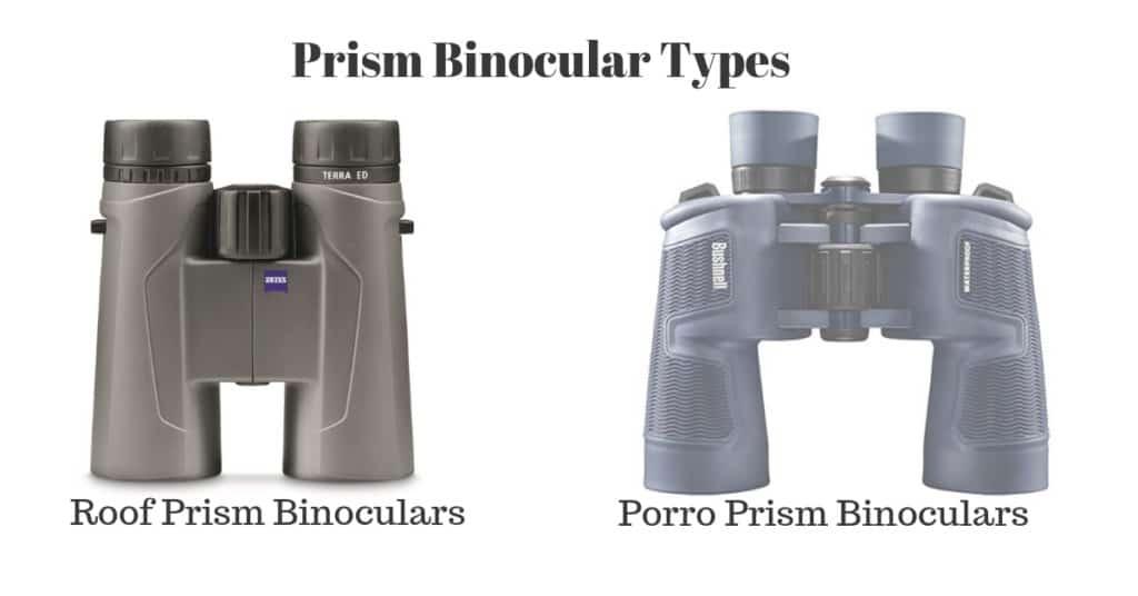 Binocular Types Explained, types of binoculars