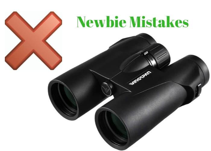 Mistakes to Avoid When Choosing Binoculars as Beginner