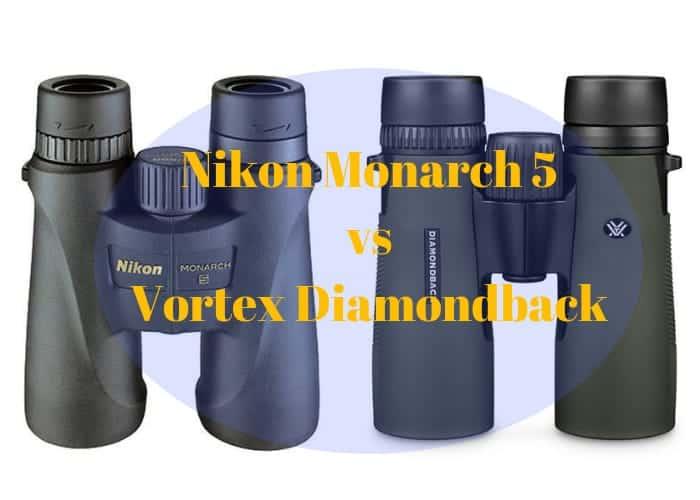 Nikon Monarch 5 vs Vortex Diamondback
