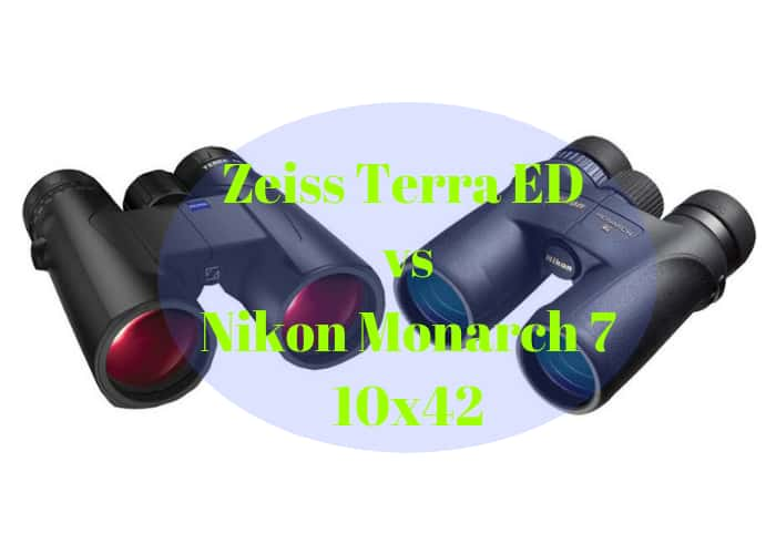 Zeiss Terra ED 10x42 vs Nikon Monarch 7