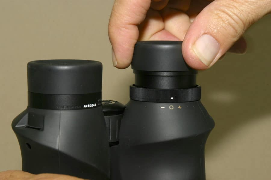 eye relief in binoculars