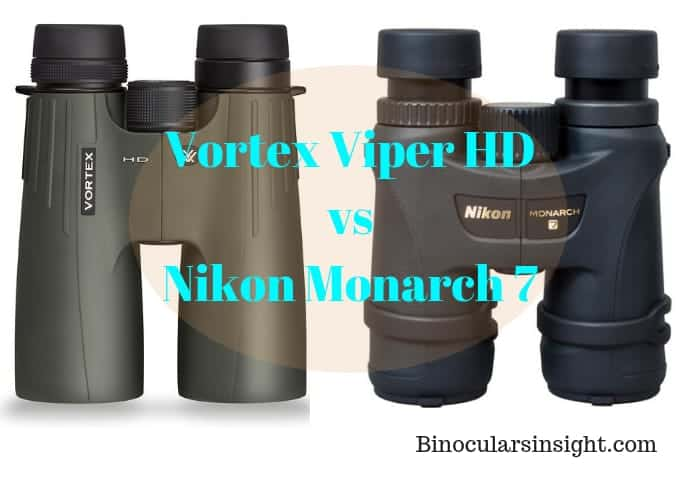 Vortex Viper HD 10x42 vs Nikon Monarch 7