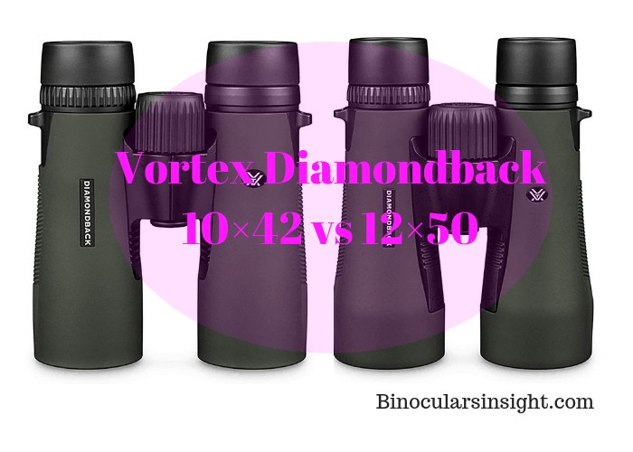 Vortex Diamondback 10×42 vs 12×50